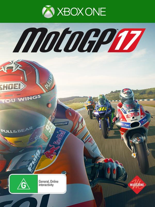 Moto GP 17 for Xbox One