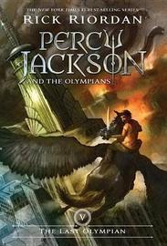 The Last Olympian (Percy Jackson #5) by Rick Riordan