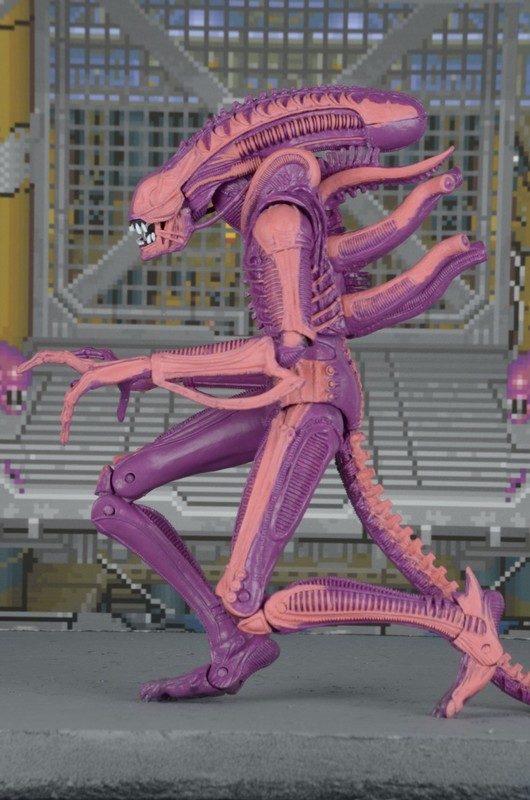 "Aliens: Xenomorph Warrior (Arcade Ver.) - 7"" Action Figure"
