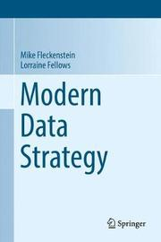 Modern Data Strategy by Mike Fleckenstein
