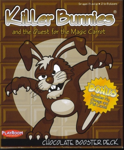 Killer Bunnies - Quest Chocolate Booster Pack