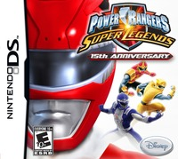 Power Rangers: Super Legends for Nintendo DS image
