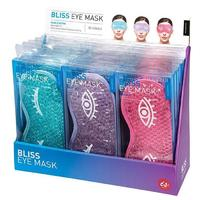 Bliss Gel Bead Re-Useable Cold Compress Eye Mask image