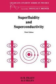 Superfluidity and Superconductivity by D. R. Tilley image