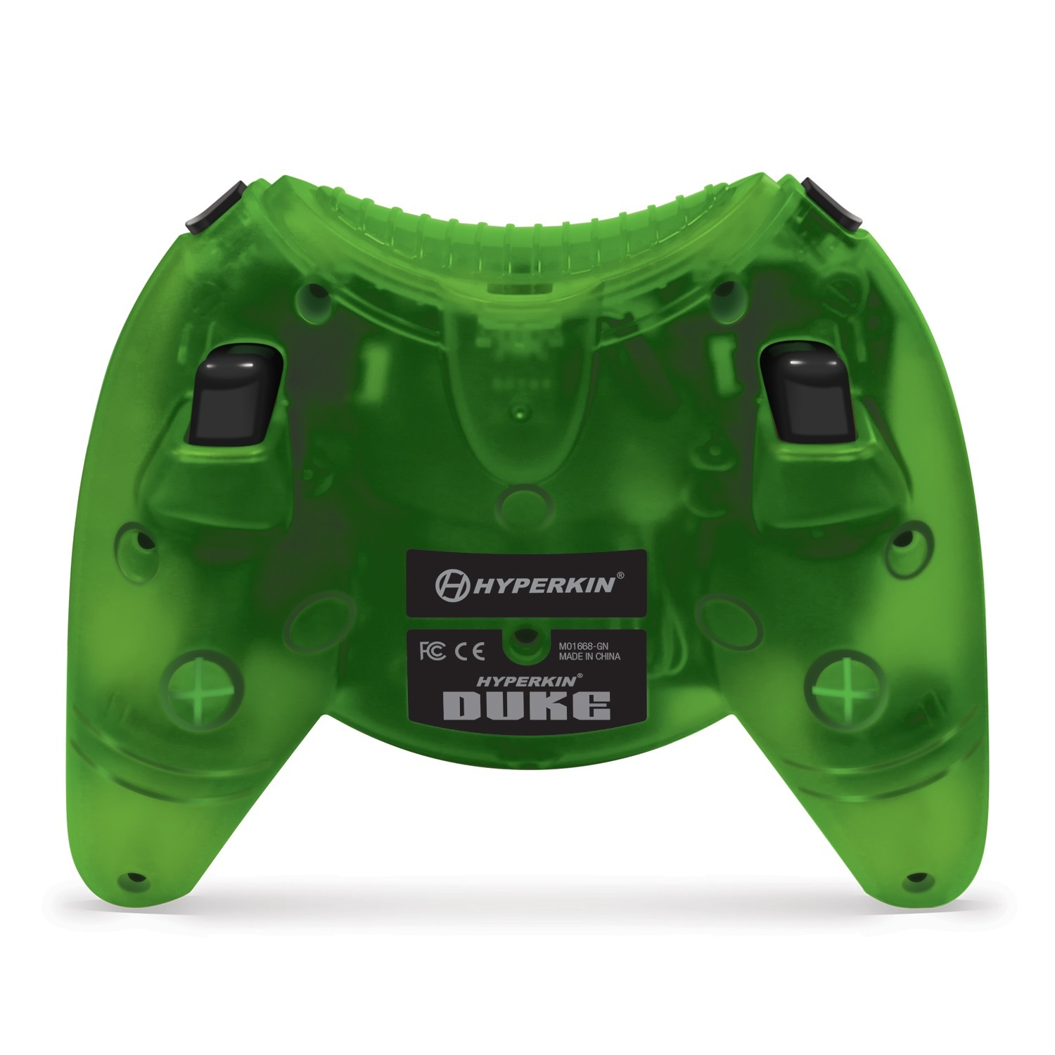Hyperkin Xbox One DUKE Wired Controller - Green for Xbox One image