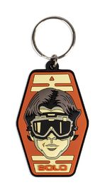 Star Wars Solo - Solo Badge Keychain