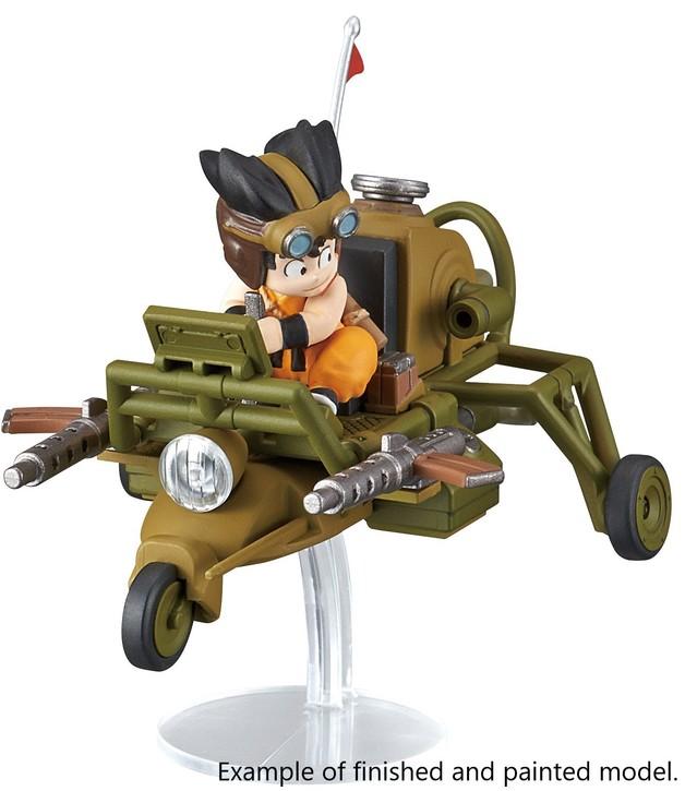 Dragon Ball Mecha Collection: Son Goku's Jet Buggy - Model Kit