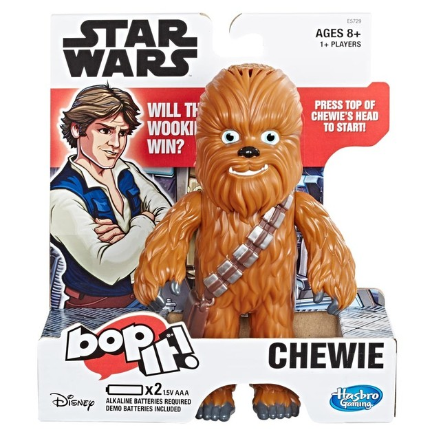 Bop It: Star Wars - Chewbacca Edition