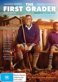 The First Grader on DVD