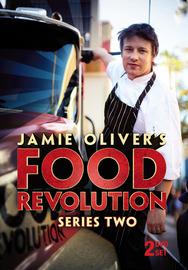 Jamie's Food Revolution - Season 2 on DVD
