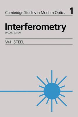 Interferometry by W.H. Steel