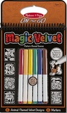 Melissa & Doug: Magic Velvet Animal Scenes
