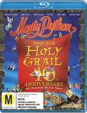 Monty Python and the Holy Grail - 40th Anniversary on Blu-ray