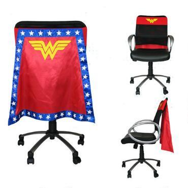 Wonder Woman Chair Cape image