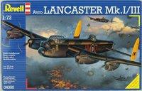 Revell: 1/72 Lancaster B.III (Dambusters)- Model Kit
