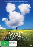 Walt Before Mickey on DVD