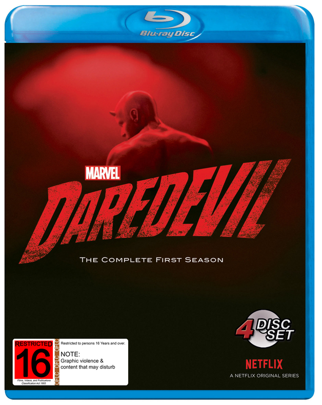 Daredevil - The Complete First Season on Blu-ray