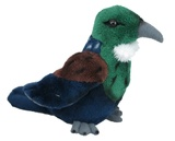 Antics: Mini Tui - 12cm Finger Puppet