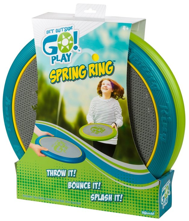 Go! Play: Spring Ring