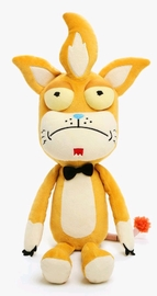 Rick and Morty: Squanchy 12 inch Plush