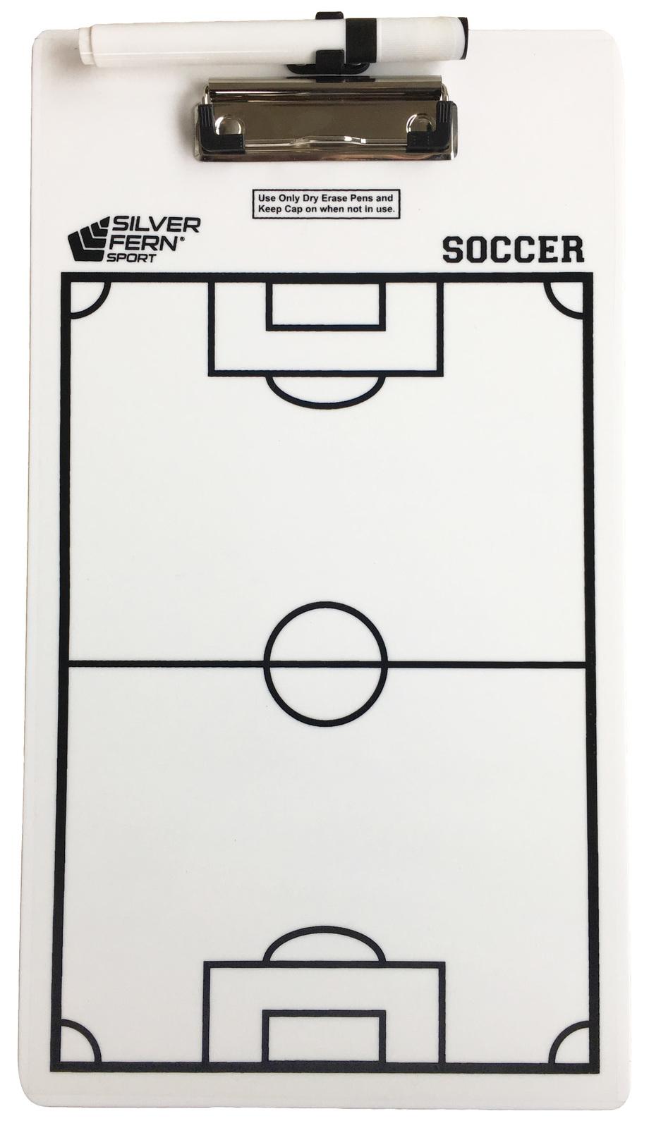 Soccer Coaching Clipboard image