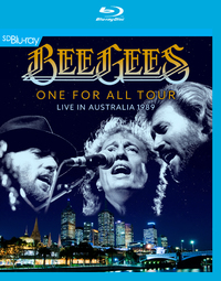 One For All Tour: Live In Australia 1989 on Blu-ray