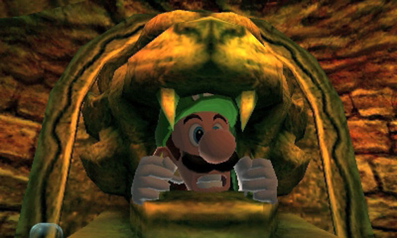 Luigi's Mansion for 3DS image