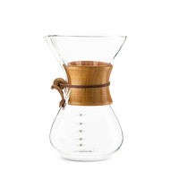 True: Finesse - Glass Coffee Maker