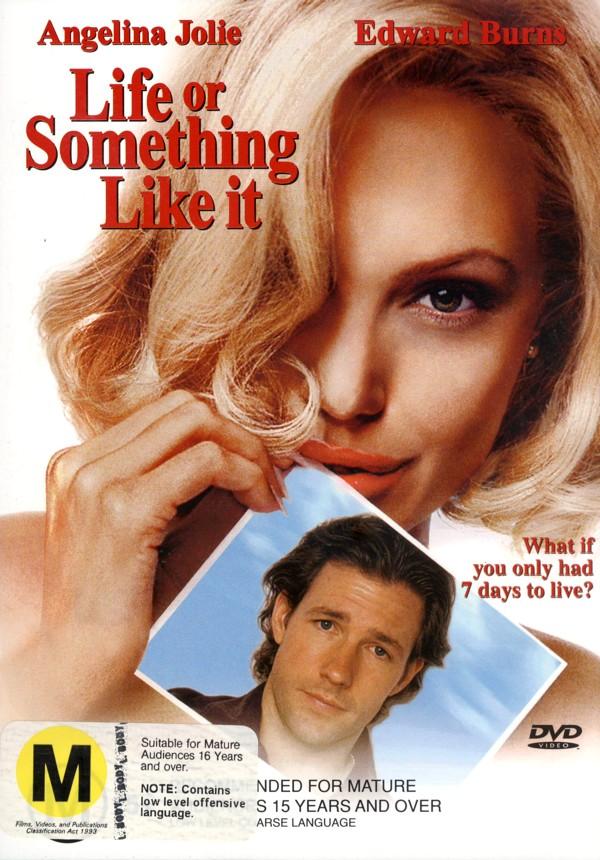 Life Or Something Like It on DVD image