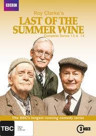Last of the Summer Wine (Roy Clarke's) - Series 13 & 14 (3 Disc Set) on DVD
