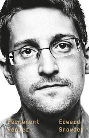 Permanent Record by Edward Snowden