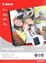 Canon PAK101A4 A4 Photo Album Kit Glossy 10Pack