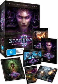 StarCraft II: Heart of the Swarm Collector's Edition for PC Games image