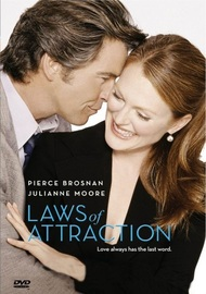 Laws Of Attraction on DVD image