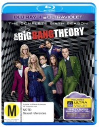 The Big Bang Theory - The Complete Sixth Season on Blu-ray