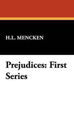 Prejudices by H.L. Mencken image
