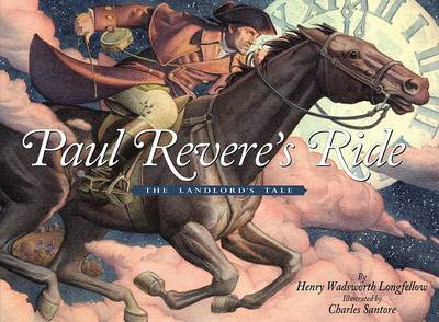 Paul Reveres Ride by Henry Wadsworth Longfellow