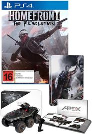 Homefront: The Revolution Goliath Collector's Edition for PS4