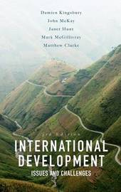 International Development by Damien Kingsbury