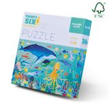 Crocodile Creek: Ocean Animals Puzzle - 300pc