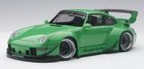 Autoart 1/18 Rwb 993 (Green/Gun Grey Wheels)