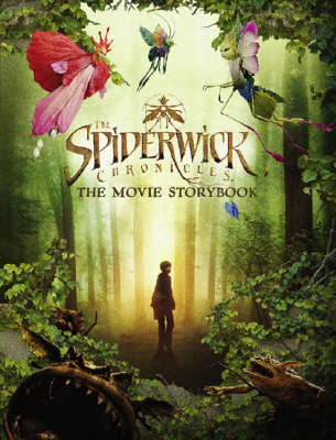 Spiderwick Chronicles Movie Storybook by Tracey West image