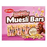 Griffin's Hundreds & Thousands Muesli Bars (180g)