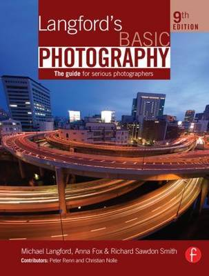 Langford's Basic Photography: The Guide for Serious Photographers by Michael Langford image