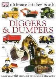 Diggers and Dumpers by DK Publishing