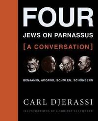 Four Jews on Parnassus-a Conversation by Carl Djerassi image