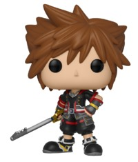 Kingdom Hearts 3 - Sora Pop! Vinyl Figure