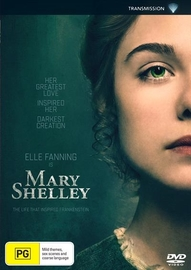 Mary Shelley on DVD