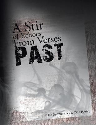 A Stir of Echoes from Verses Past by Don Simmons image