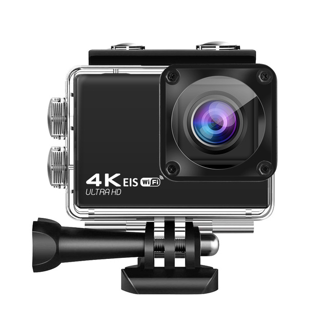 Action Sports 4K Camera with full pack of accessories